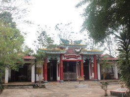 Di tích lịch sử văn hoá Đình Dầu Giây
