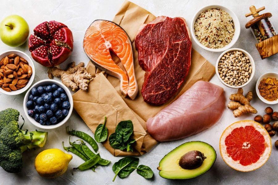 Thực phẩm giàu Protein